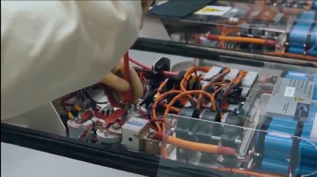 new batteries faraday challenge