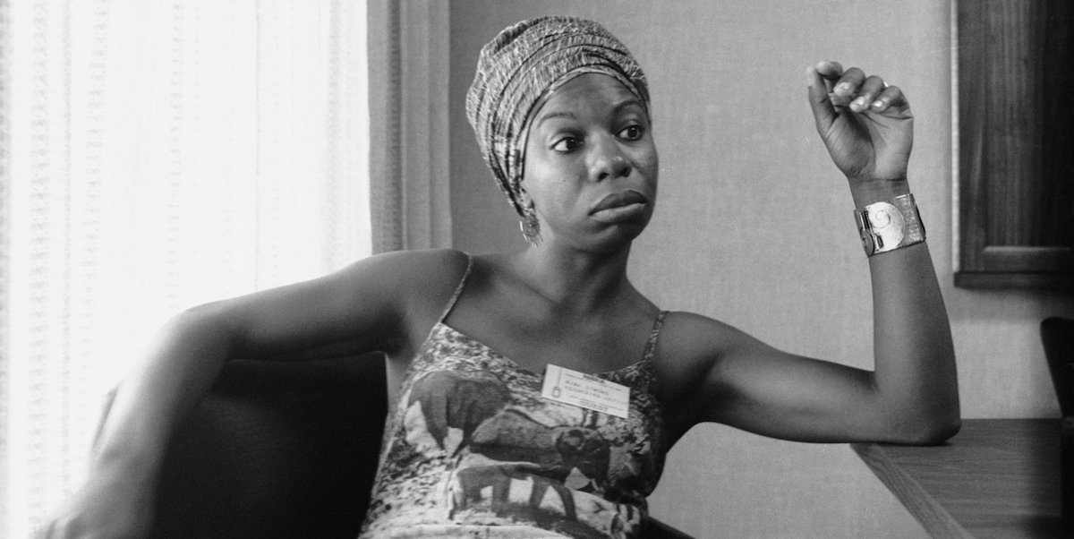 Words to Live By: Nina Simone