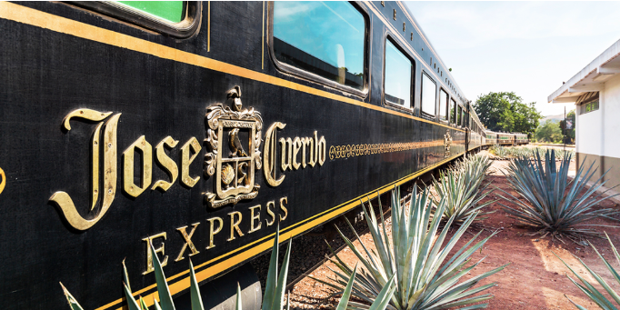 All Aboard: There's An All-You-Can-Drink Jose Cuervo Express Train