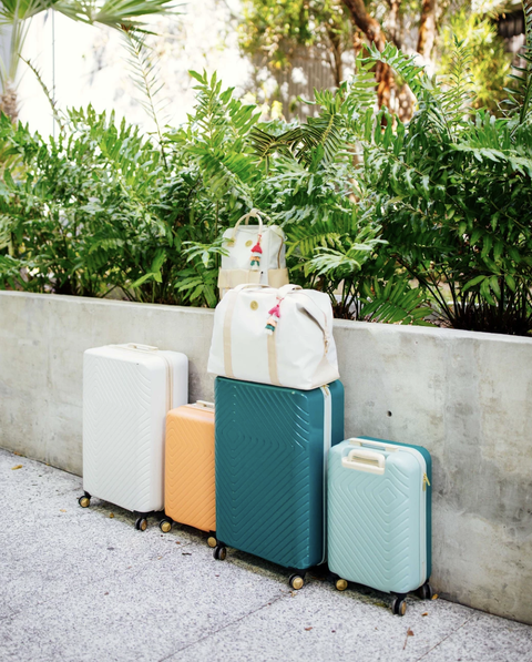 Justina Blakeney Just Released a Dreamy Luggage Collection at Target