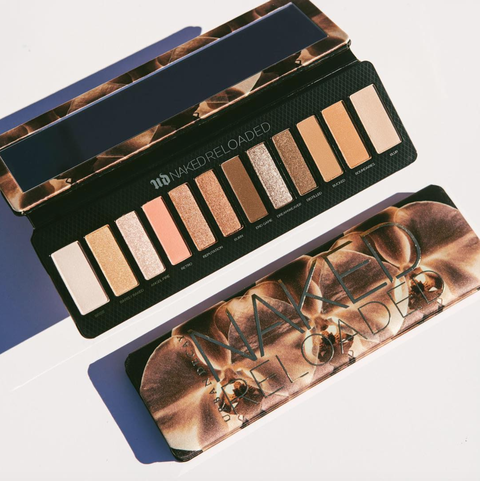 Urban Decay is Launching the Naked Reloaded Palette With Bigger Eyeshadow Pans