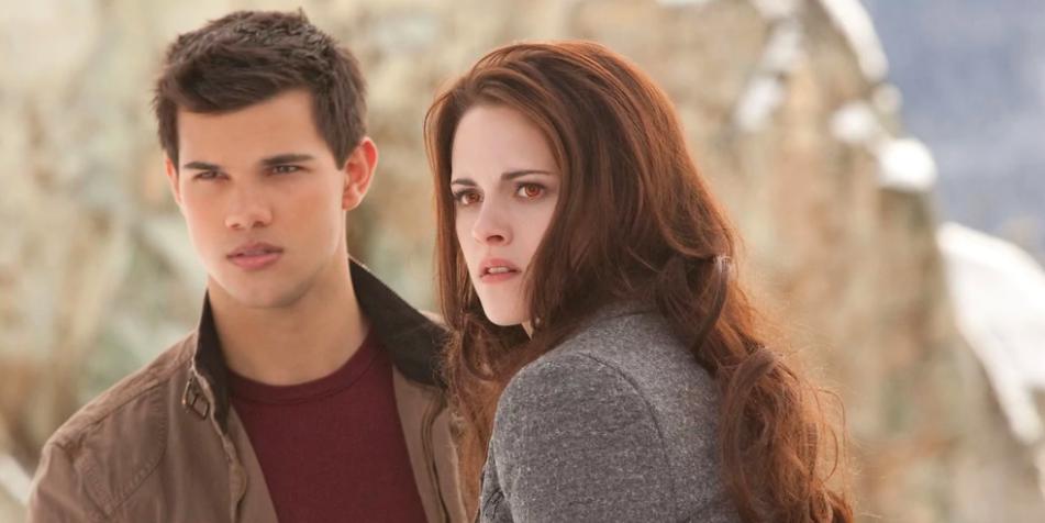 Kristen Stewart and Taylor Lautner just had a Twilight reunion