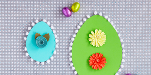 Make handmade Easter card