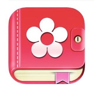Pink, Red, Magenta, Material property, Technology, Electronic device, Rectangle, Wallet, Circle,