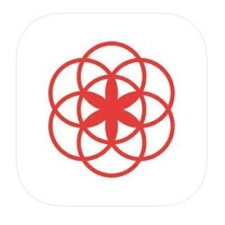 Circle, Symbol, Line, Line art, Pattern,