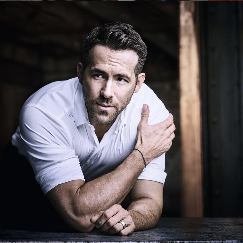 Ryan Reynolds Wants to Talk About Toxic Masculinity and Self-Care
