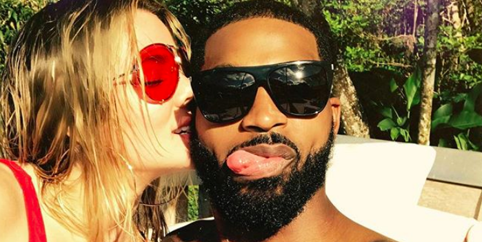 Wait, Are Khloé Kardashian and Tristan Thompson Spending Valentine's Day Together?