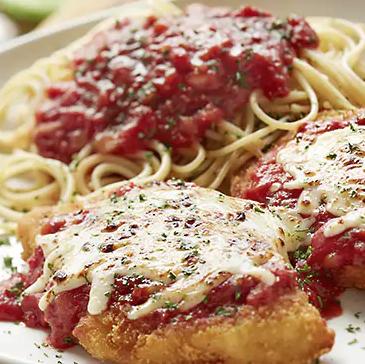 Olive Garden Chicken Parmigiana