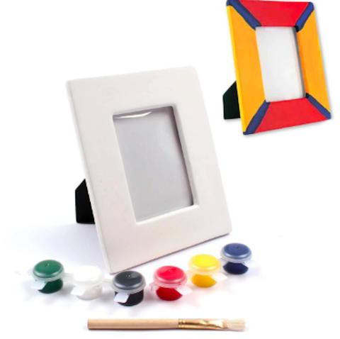 Hobbycraft Paint Your Own Ceramic Frame Set