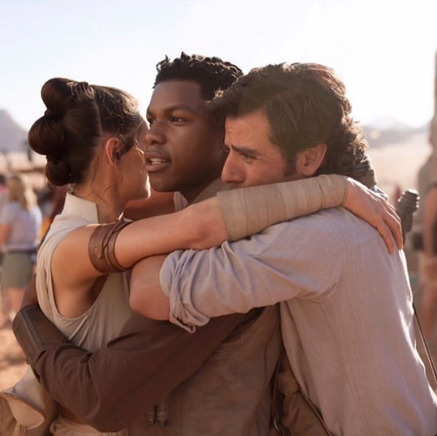 Star Wars Fans Think They Already Found A Spoiler in J.J. Abrams's Episode IX Photo