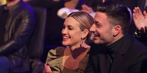 Ashley Roberts and Giovanni Pernice