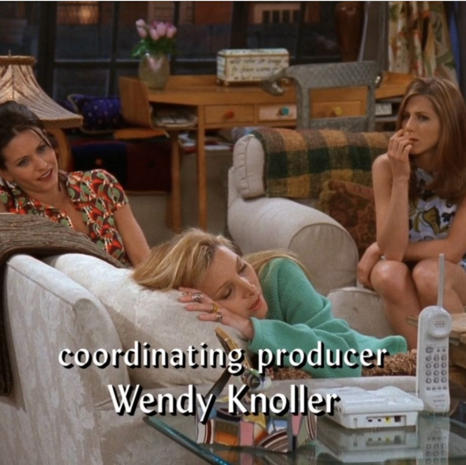 Friends viewers have just spotted another huge blunder all these years later