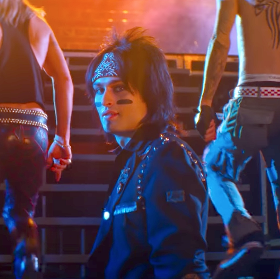 The Trailer For Netflix's Mötley Crüe Biopic Leaves Out None Of The Sex Or Drugs