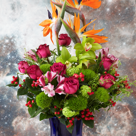 How to arrange flowers in a vase like a top florist