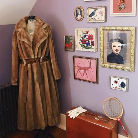 The Royal Tenenbaums bedroom