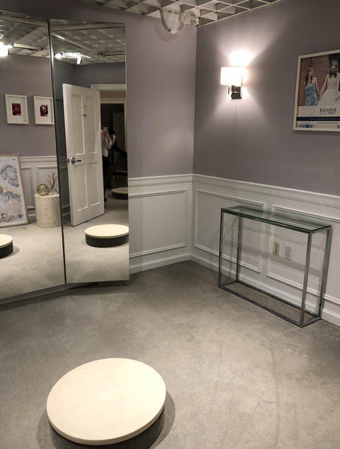 Kleinfeld Bridal S Vip Dressing Rooms Got A Makeover From