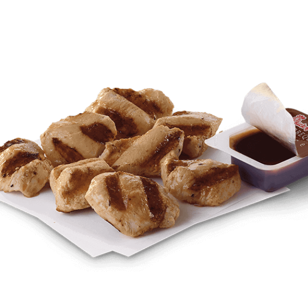Best low-carb fast foods: Chick-fil-A grilled nuggets and a side salad