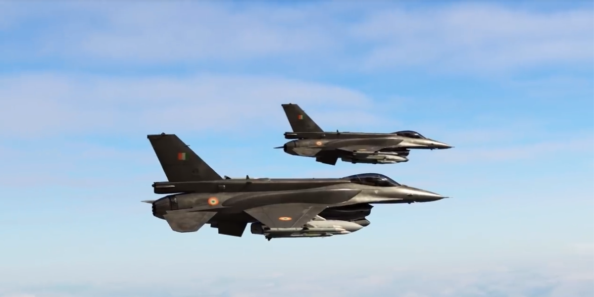 Lockheed Martin Is Making A New Version Of The F 16 Called The F 21