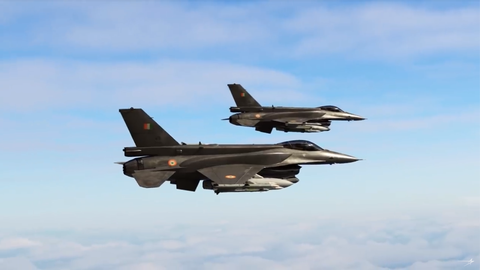 Lockheed Martin Is Making a New Version of the F-16 Called