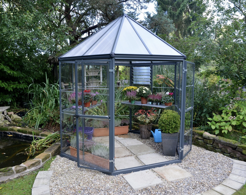 Mini Greenhouses Are The Gardening Trend That Work For Any