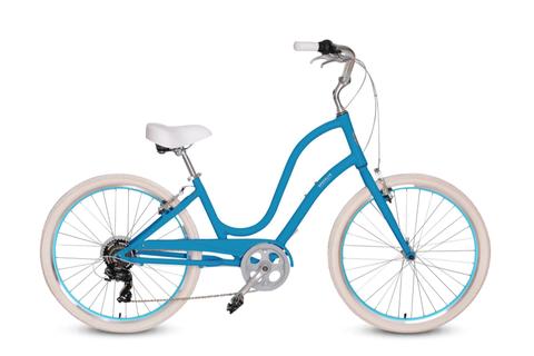 Land vehicle, Bicycle, Bicycle wheel, Vehicle, Bicycle part, Bicycle tire, Blue, Spoke, Bicycle drivetrain part, Bicycle frame,