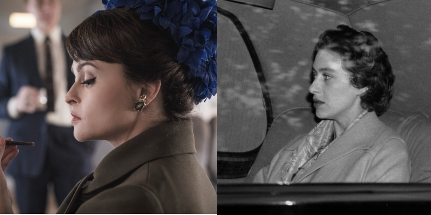 Princess Margaret (seasons three and four)