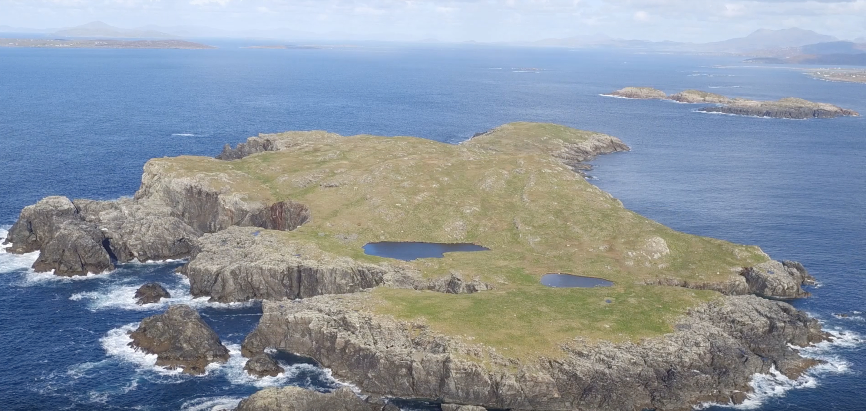 There's a Private Island in Ireland on the Market For $1.4 Million