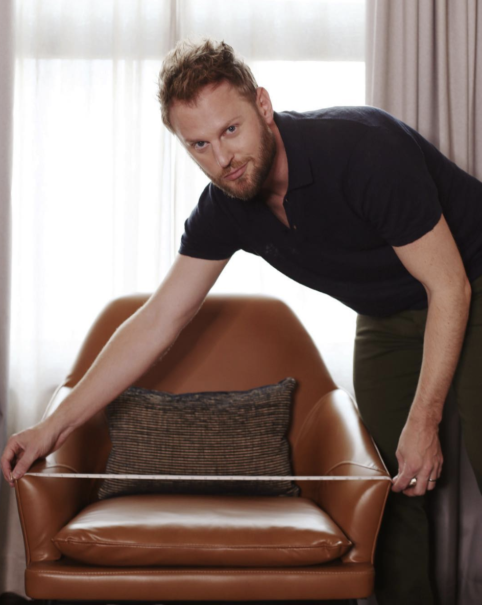 Yasss, Queer Eye's Bobby Berk is Launching a Furniture Line