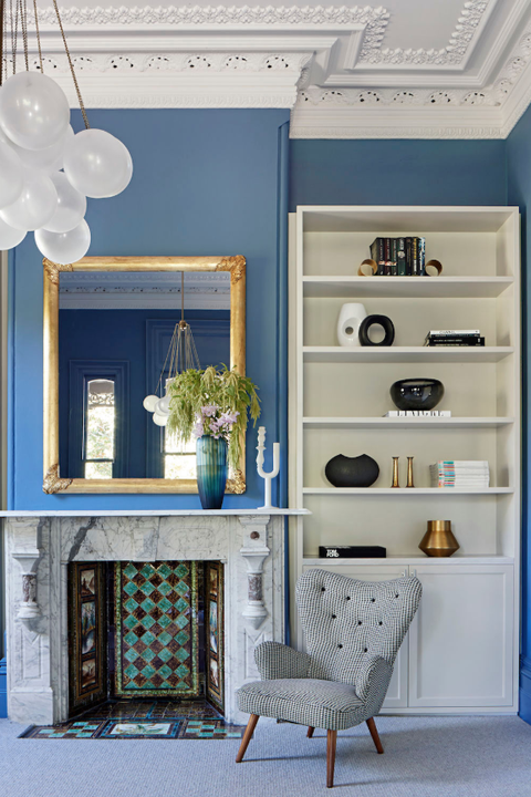 how to mix furniture styles