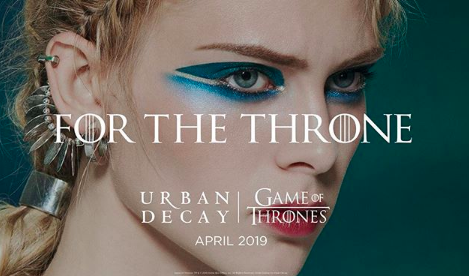 An Urban Decay x Game of Thrones Makeup Collection Is Coming