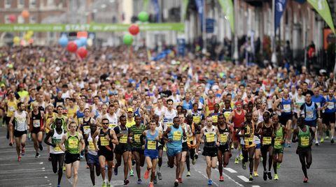 Dublin marathon extra entries