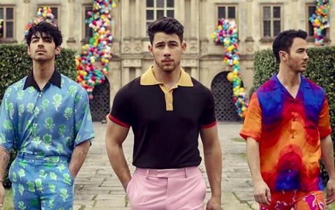 New Jonas Brothers Music - Song 'Sucker' Debuts