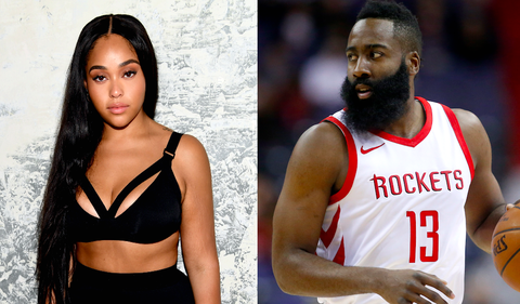 de216223fe34 Jordyn Woods Hooked Up with Khloe Kardashian s Ex James Harden - Did ...