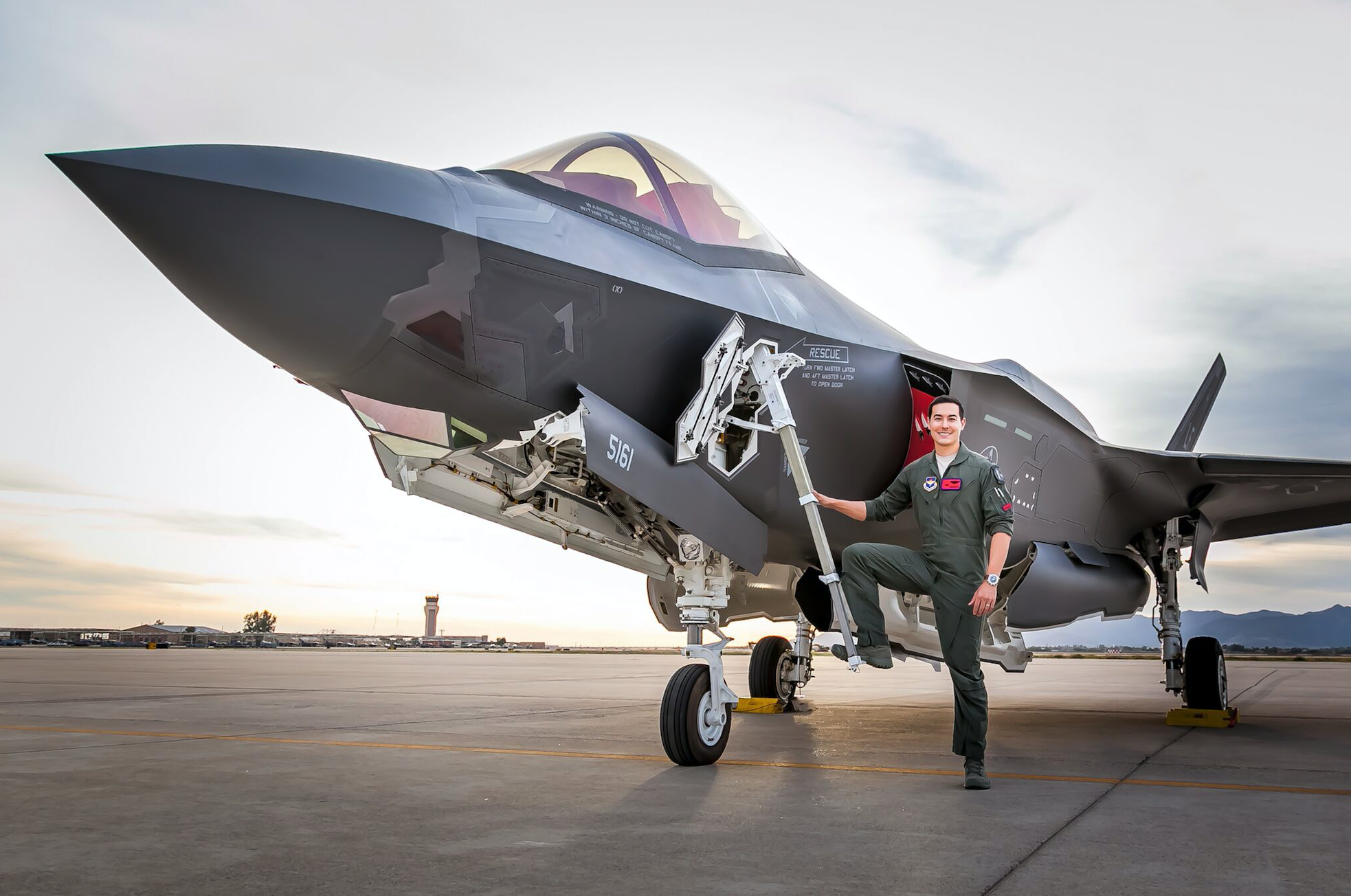 F 35 Pilot Interview | What It's Like to Fly the F-35