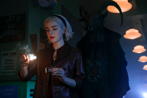 Chilling Adventures Of Sabrina season 2: Everything you need to know
