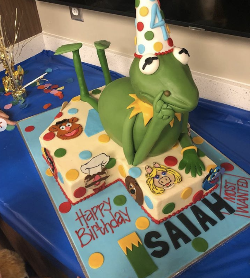 The Best Celebrity Cakes - Craziest Celeb Birthday Cake Designs