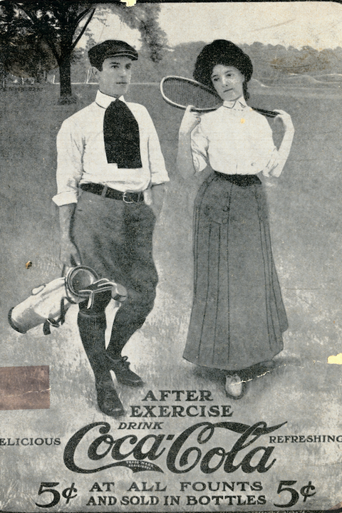 Photograph, Vintage advertisement, Retro style, Vintage clothing, Snapshot, Style, Gesture,