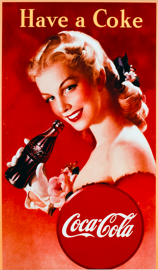 Vintage Coca-Cola Ads — Classic Coca-Cola Advertisements