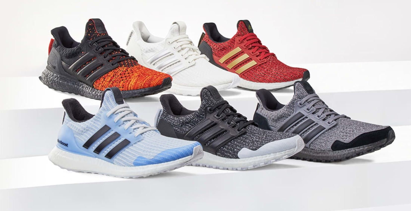 Adidas launch Game of Thrones