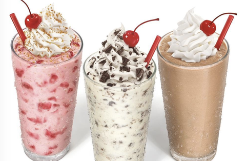 Sonic Hours Near Me >> Sonic Is Offering Half Price Shakes Today Sonic Deals