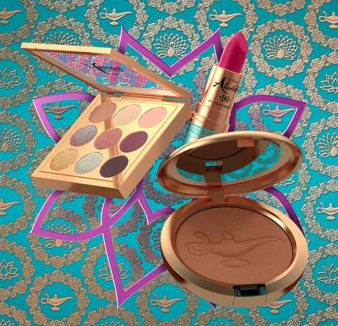 MAC x Aladdin