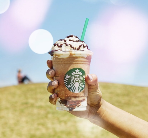 Here's How to Get a Free Frappuccino Today from Starbucks