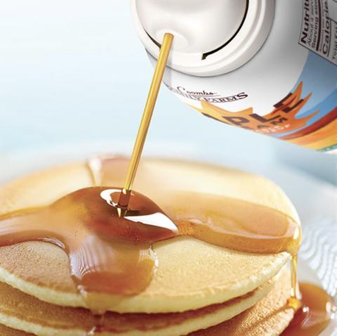 Dish, Pancake, Food, Breakfast, Cuisine, Ingredient, Maple syrup, Honey, Meal, Junk food,