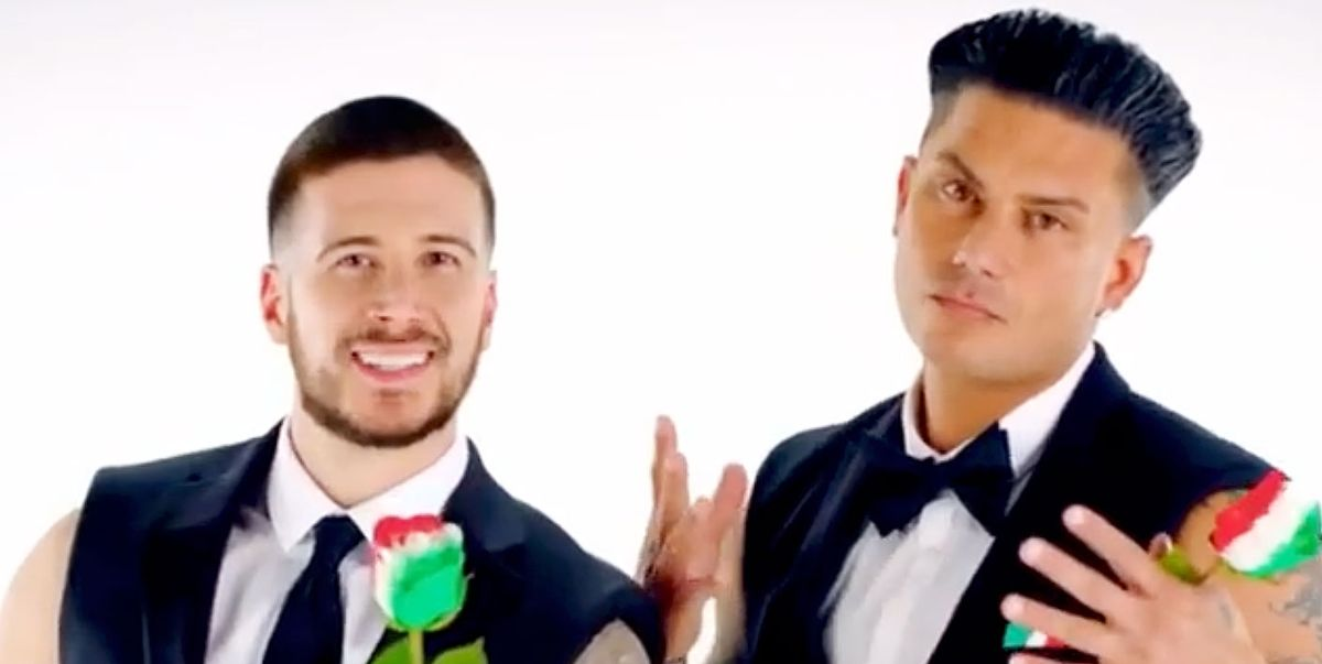 Vinny and Pauly D s New MTV Dating Show Is Jersey Shore Meets The Bachelor
