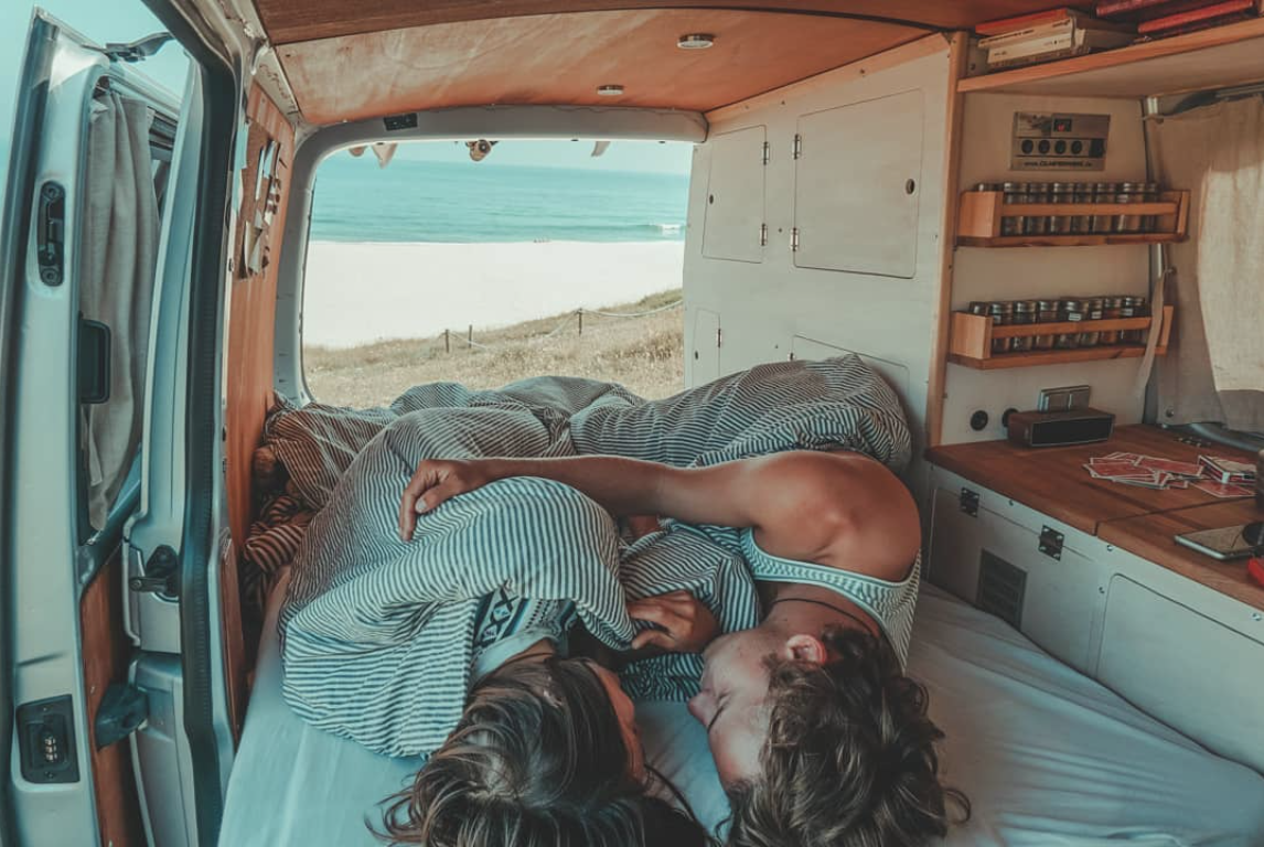 Travel Influencers Share Their Favorite Things About #VanLife