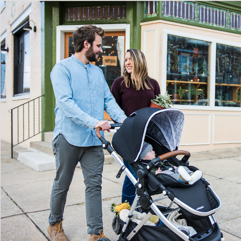 Mockingbird Is a New Direct-to-Consumer Brand for Strollers, and We're Obsessed