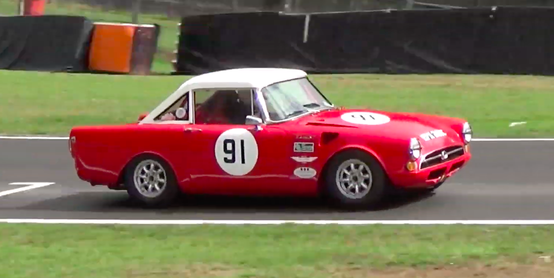 You'd Never Expect the Sunbeam Tiger to Sound This Good