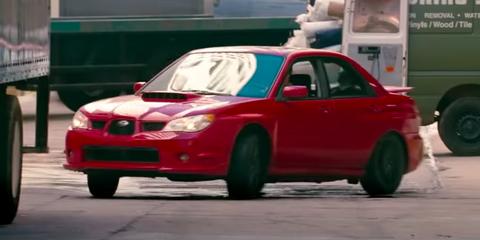 Land vehicle, Vehicle, Car, Subaru impreza wrx sti, Subaru impreza, Subaru, Rallycross, Subaru, Sedan, Mid-size car,