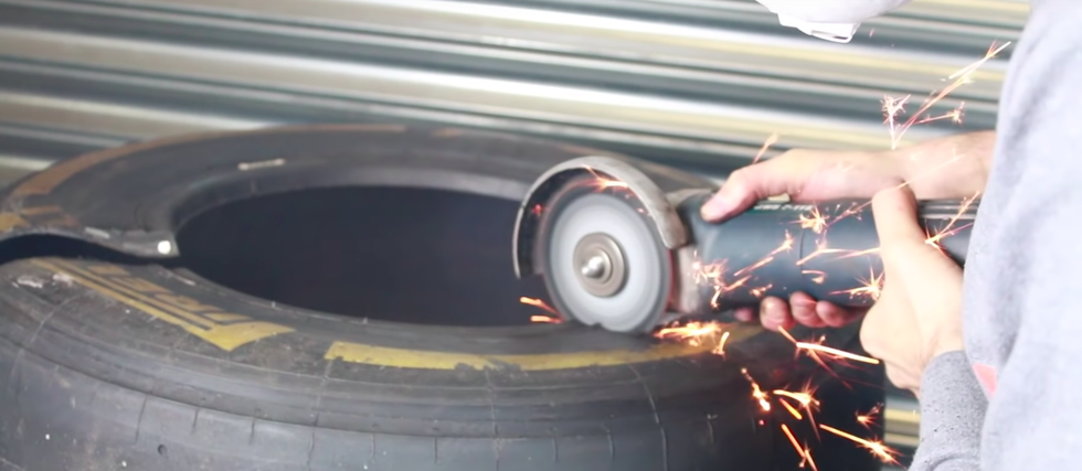 Here's What an F1 Tire Is Made Of