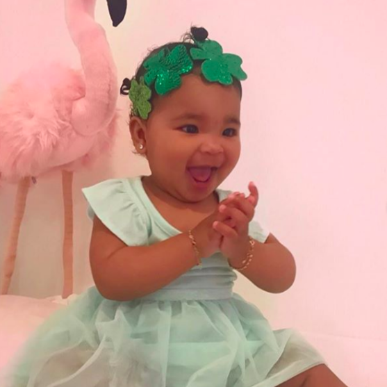 The Kardashian Kids Went *All Out* for St. Patrick's Day This Year